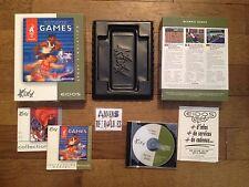 Olympic Summer Games : Atlanta 1996 PC Big box boite carton FR