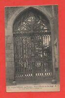 Castillo Montresor - Puerta de Entrada en Hierro Forjado (J9420)
