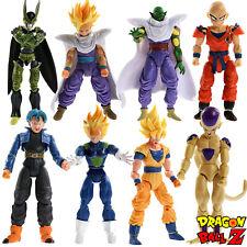 8pcs SET Dragonball Z Dragon Ball DBZ Action Figure Christmas Xmas Toy Kids Gift