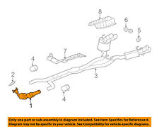 Chevrolet GM OEM 12-15 Camaro 6.2L-V8-Catalytic Converter 20941740