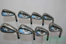Ping G LE Iron Set 5-PW GW SW Graphite Ladies Right Red dot