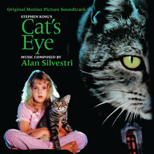 Cat's Eye - Complete Score - Limited Edition - Alan Silvestri
