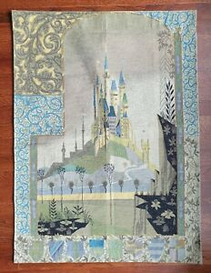 Disney - Sleeping Beauty Castle Wall Hanging Tapestry (Limited Edition of 1,000)