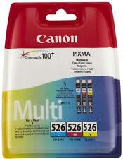 originale CANON CLI 526 PIXMA iP4850 MG5150 MG5250 MG6150 MG8150 iP4950 iX6550