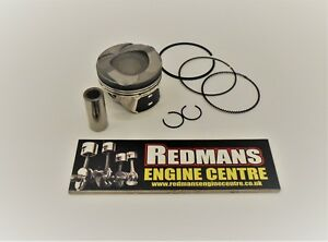 1.0 Eco boost Piston with rings 3 cylinder turbo FITS FORD Fiesta Focus