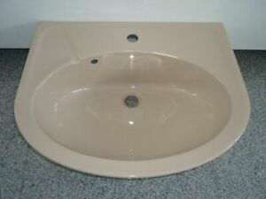 NOVO-BOCH Waschbecken Waschtisch BAHAMABEIGE in zwei Größen