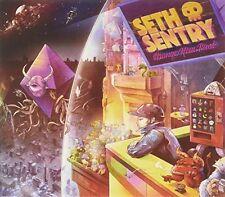 Strange New Past - Seth Sentry (2015, CD New&SEALED  DIGIPAK