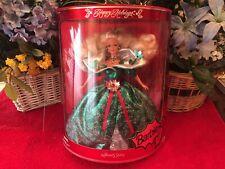 Barbie 1995 Happy Holidays, Wholesale Lot of 6 Dolls, New, Mint, Nrfbox