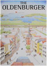 Nach Steinberg The Oldenburger Poster Kunstdruck Bild 80x60cm - Germanposters