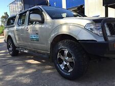 4X Brand new 16 inch 4WD wheels FOR D40 NAVARA, Pathfinder ,FREE DELIVERY