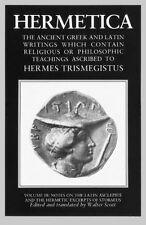 NEW Hermetica volume 3 by Sir Walter Scott