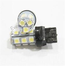 100Pcs W21W T20 7440 7443 5050 18SMD bombillas de luz LED coche cola vuelta luz reversa