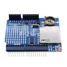 Data Logger Module Logging Shield Data Recorder DS1307 for Arduino UNO SD Card