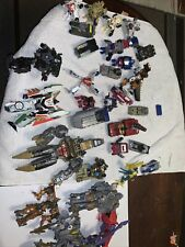 Huge Lot of 40 Transformers Figures Some From Movies Son From Cartoons