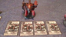 Rackham AT-43 Wraith Golgoth (Red) Sci-fi RPG Wargame 40k Rackham Blame