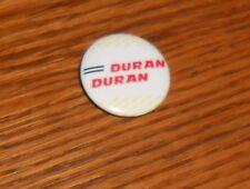 """Duran Duran Button Pin Original Promo 1"""""""