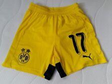 Puma BVB Borussia Dortmund Kinder Heim Short 15/16 - Gr. 152