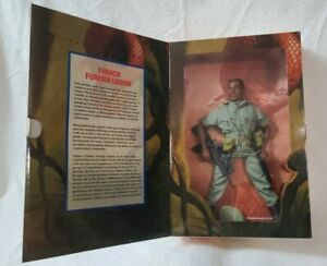 KENNER G.I. JOE  FRENCH FOREIGN LEGION CLASSIC COLLECTION LIMITED EDITION FIGURE