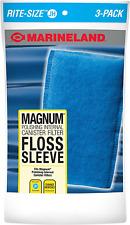 New listing Marineland Ml90769 Jh Floss Sleeve Magnum Polishing Internal Filter (6 Pack)