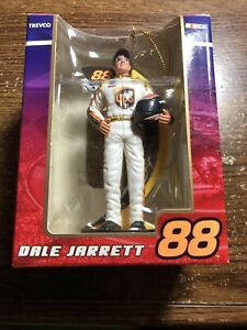 """4.5"""" Dale Jarrett UPS Figurine Christmas Collectible Ornament 2006 by Trevco"""