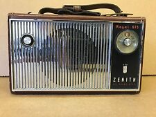 Vintage Zenith Royal 675G All Transistor Portable Radio Chassis No. 6GT41Z1 675