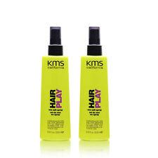 2 x KMS Hairplay Sea Salt Spray Hair Fullness Create Texture Matte Finish