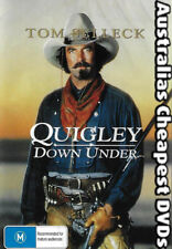 Quigley Down Under DVD NEW, FREE POSTAGE WITHIN AUSTRALIA REGION 4