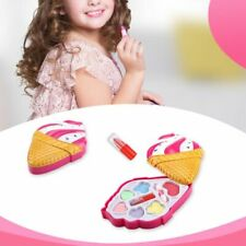 Kids Girl Princess Makeup Cosmetic Suit Toys Bag Beauty Pretend Play for Travel