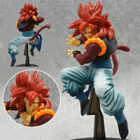 Dragon Ball Z GT SCultures Gogeta Super Saiyan 4 SS4 Red Hair Colosseum Figure N
