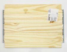 """Ikea IVAR Storage System Solid Pine Shelf 17"""" x 12"""" 103.181.59 - NEW"""