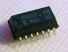 RX-4045SA real time clock module, high accuracy, 4-wire serial interface, Epson