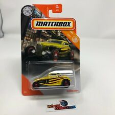 '33 Ford Coupe #95 * Yellow * 2020 Matchbox Case T