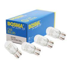 4x Lámpara Bosma W21 / 5w T20 12v 21/5w w3x16q PREMIUM