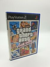 """Playstation 2 Spiel """"Grand Theft Auto - Vice City""""  OVP GTA White Edition"""