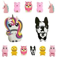 For iPhone Models CUDDLY TOYS Phone Case Cute 3D Cartoon Gel Tpu Cover for Girls