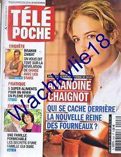 Télé Poche n°2493 du 23/11/2013 Masterchef Amandine Chaignot Brahim Zaibat