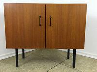 60er 70er Jahre Schrank Sideboard Flurschrank Mid Century Teak Danish Design 3/3