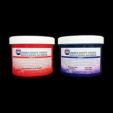 RTV Skin Safe Thixo Body Silicone Life Casting Mould Making Rubber 1kg kit