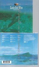 CD--GOLDFRAPP UND THOMAS NEWMAN--CAFE DEL MAR VOL.8  OCHO  | IMPORT