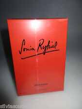 SONIA RYKIEL Paris Woman Classic Deodorant Natural Spray 100ml NEU in Folie RAR!