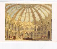 John Nash Views of The Royal Pavillion Brighton Postcard used VGC