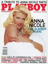 Playboy Magazine May 2007 Collector's Anna Nicole Smith Tribute Playboy Years