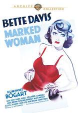 MARKED WOMAN (Bette Davis) - DVD - Region Free - Sealed