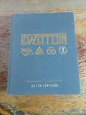 Led Zeppelin photo album