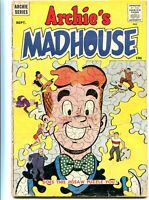 """Archie's Madhouse #1 - Archie Series Comics, Sept. 1959 $0.10 - VG - """"1st Issue"""""""