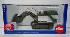 Siku Super 1798 Liebherr R9800 Mining Excavator Model