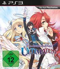 The Awakened Fate Ultimatum (Playstation 3) (Neu & OVP)