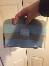 Men's/ Women's Champion Scarf Used Blue/Grey CHAMPION USA 80s 90s Casual