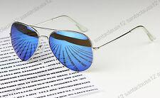 Classic Pilot Sunglasses Metal Frame UV400