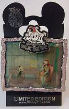 Disney Pin WDI Haunted Mansion Holiday Nightmare Music Room Sally Teddy Le 500